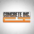 Concrete inc Logo